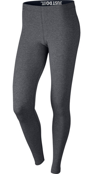 Nike Leg-A-See Logo hardloopbroek Dames grijs